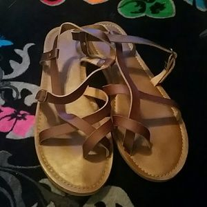 Mossimo Sandals Size 11